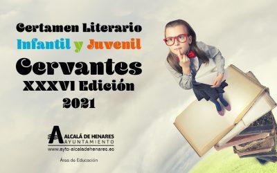 Certamen Literario Infantil y Juvenil «Cervantes»