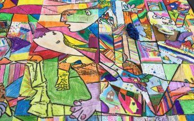 XVIII Muestra Escolar De Dibujo Y Pintura